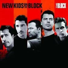 """NEW KIDS ON THE BLOCK """"THE BLOCK"""" CD NEW"""