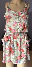 Atmosphere Floral Summer Dress Size 8