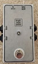 Bright Onion Pedals Looper (GREATLY IMPROVES SOUND FOR AMP EFFECTS LOOP!) *NEW!*