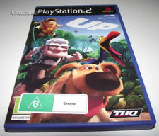 UP Disney Pixar PS2 PAL *No Manual*