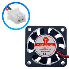 4010 Lüfter Radiallüfte Bauteilkühler Kühler 24V für 3D Drucker Printer