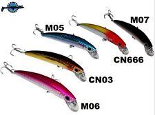 Leurre poisson nageur Minnow 50S FUKUSHIMA 50mm 2,5gr pêche truite chevesne chub