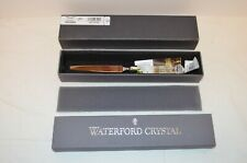 Waterford Letter Opener