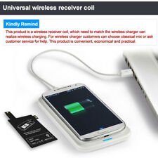 QI Wireless Caricabatterie Ricevitore for Samsung Galaxy Nota 4/S5/S4/Note4