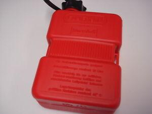 Petrol fuel can (Jerry Can) 1litre, Plastic Fuel Friend