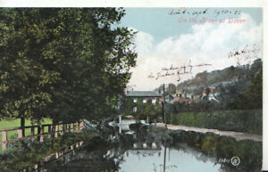 Kent Postcard - On The River At Dover - Ref TZ6166