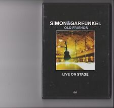 SIMON AND GARFUNKEL OLD FRIENDS LIVE ON STAGE DVD MUSIC CONCERT
