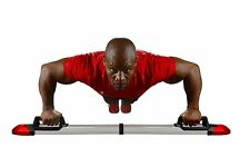 The Perfect Workout System - Iron Chest Master By Ron Williams - Best Pushup Equ