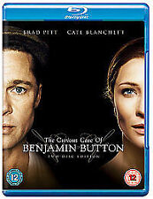 The Curious Case Of Benjamin Button (Blu-ray)  **NEW**