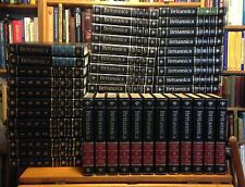 Set 43 15th Ed 1986 Encyclopaedia Britannica Macropaedia Soft Leather Book Year