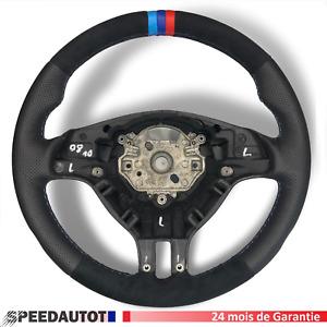 Volant en Cuir BMW avec Alcantara E46, E39, Z3, Echange standard-