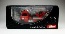 Schuco 1:43 Mercedes-Benz L319 Feuerwehr mit Drehleiter DL 18 Limited Edition