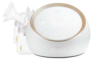 Spectra Synergy Gold Dual Powered Electric Breast Pump w/ Soothing Night Light