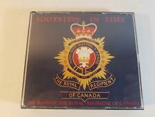 The Band Of The Royal Regiment Of Canada: Footsteps In Time [2 CDS--26 TRACKS]