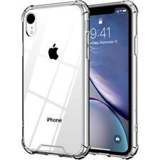 iPhone XR Hülle AVANA Schutzhülle Klar Durchsichtig Etui Bumper Case Transparent