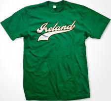 Ireland Country Irish Football Team Soccer Heritage Born From IRE Men's T-Shirt