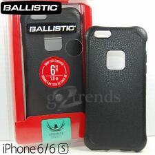 BALLISTIC Urbanite Select Slim Case for iPhone 6S 6 (4.7) Buffalo Black Leather