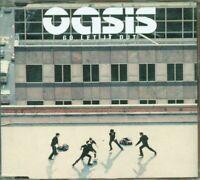 Oasis - Go Let It Out 3 Tracks Big Brother Cd Eccellente