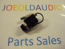"Kenwood KR 6400 MIC Jack Left or Right. 1/4"". Tested.  Parting Out KR 6400."