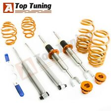 For VW PASSAT B5 B5.5 3B 3BG 98-05 FWD Saloon/Estate Coil Spring Coilovers Kit