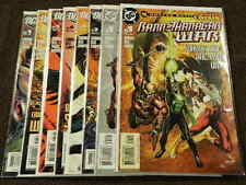 2005 DC Comics RANN-THANAGAR WAR #1-6 + Special #1 Complete Limited Series NM/MT