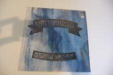 BON JOVI LP NEW JERSEY . PRESSAGE RUSSE.