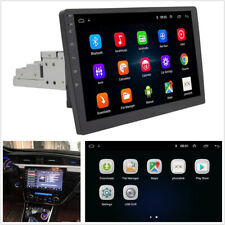 """Single Din 10.1"""" Rotatable Android 8.1 Quad-Core Car GPS Wifi 3G 4G 1080P 1+16GB"""