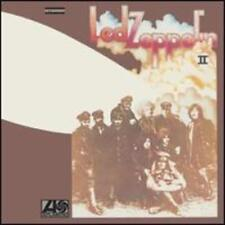 LED Zeppelin II CD Remastered by Jimmy Page Atlantic Records 2014
