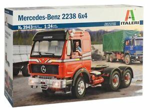 Italeri 1/24 Mercedes-Benz 2238 6x4 # 3943