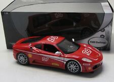 Ferrari F430 Challenge ( 2005 ) rot / Hot Wheels 1:18