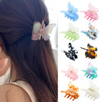 Ladies Fashion Butterfly Hairpin Small Hair Claw Girps  Clamps Clips Accessories
