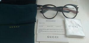 GUCCI frames NEW !!in foil authentic !! model GG109O 002