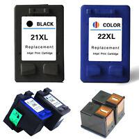 21XL Black & 22XL Colour Tintenpatrone für HP Deskjet F2180 F2280 F380 340 D1460
