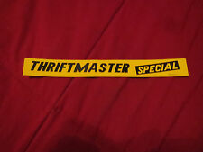 1955 – 1961 CHEVROLET TRUCK THRIFTMASTER SPECIAL VALVE COVER DECAL
