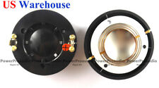 2PCS Diaphragm For Behringer Eurolive B215, B212, P Audio PAD-DE34, US WAREHOUSE
