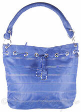 New Ladies PVC Tote Bag Grey Red Blue Black Large Womens Handbag JBHB2355