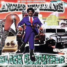 The Black Godfather by Andre Williams (CD, Apr-2000, In the Red Records)