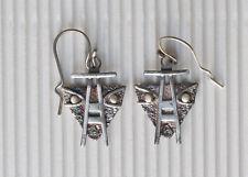 SS GOLD  & Mixed Metal Earrings by Award winning Maggi DeBaeke ~ NEW OOP?