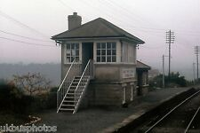 Thomastown signal box 1986 Eire Rail Photo