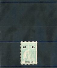 ANGOLA  Sc 158(SG 329)*F-VF LH $225