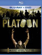 Platoon (Blu-ray/Dvd, 2011, 2-Disc Set)