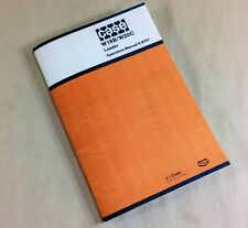 J I Case W18bw20c Loader Operators Owners Manual Articulated Controls 9 8701