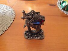 "Myth and Magic "" the Dragon of the Deep - 3120 - Vintage 1994 signed Mark Locker"