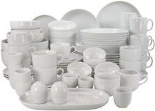 T679511 Creatable 104671 Atelier - vajilla de 80 piezas color blanco