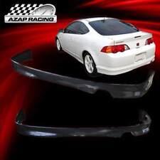 02-04 Type R T-R Style PU Rear Bumper Lip Spoiler Bodykit Fit Acura RSX Cope 2Dr