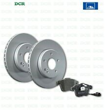 Kit Brake Pads Front Discs and ATE Audi A2 (8Z0) 1.4 Tdi 55KW 75CV