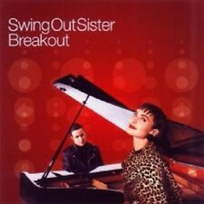 SWING OUT SISTER - BREAKOUT  CD NEW!