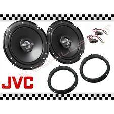 Coppia casse JVC + supporti VW Lupo / Fox 16,5cm altoparlanti