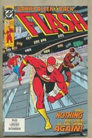 Flash #75-1993 vf/nm 9.0 Wally West Jay /Barry Allen Eobard Thawne Reverse Flash