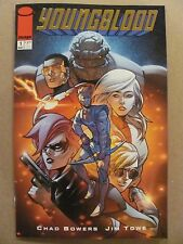 Youngblood #1 Image 25th Anniversary GOLD Retailer Incentive Variant 9.2 NM-